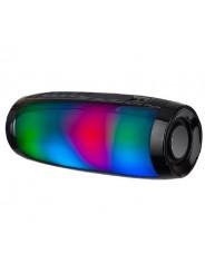 """Perfeo Bluetooth-колонка """"FLARE"""" черная c подсветкой"""