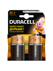 Батарейки Duracell LR20/2BL MN1300