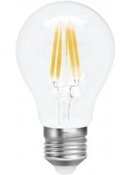 Лампа светодиодная SMART BUY A60-8W-220V-4000K-E27 FIL