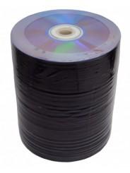 Диски (болванки) UMNIK DVD+R 9,4Gb 16x двухсторонние cake box 100