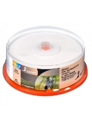 Диск DVD+R SmartTrack 4,7Gb 16x Printable cake 25