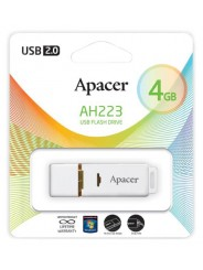 Накопитель USB Flash (флешка) Apacer AH223 4Gb