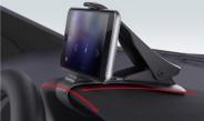 Perfeo-525 автодержатель для смартфона на козырек приборной панели