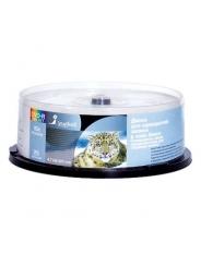 Диск DVD-R SmartTrack 4,7Gb 16x Printable cake 25