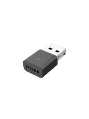 Адаптер D-LINK, беспроводной, DWA-131/E1A, 802.11b/g/n, USB 2.0, 150 Mb/б.