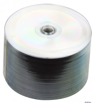 Диски (болванки) UMNIK CD-R 700Mb 52x Printable bulk 50
