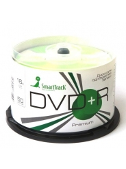 Диск SmartTrack DVD+R 4,7Gb 16x cake 50