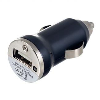 Автомобильное зарядное устройство с разъемом USB, 1A