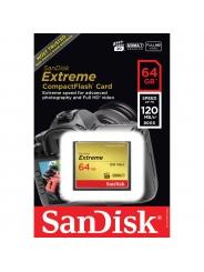 CF SanDisk Extreme   64GB 120MB/s