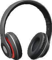 Гарнитура Defender FreeMotion B570 серый красный