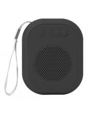 Портативная колонка SmartBuy BLOOM, 3Вт, Bluetooth, MP3/FM, серая (SBS-180)
