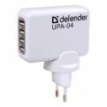 Зарядное устройство DEFENDER UPA-04