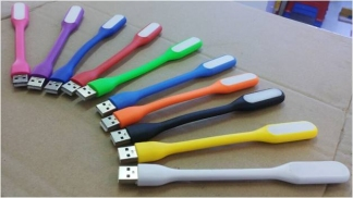 Светодиодный гибкий USB фонарик  PF-LU-001