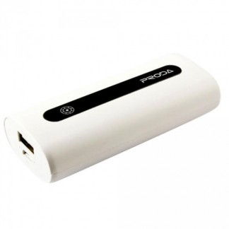 Аккумулятор портативный REMAX 5000 mAh PRODA E5, USB