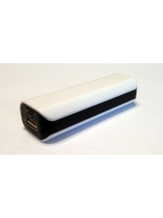 MINI POWER BANK 2600МАЧ BLACK