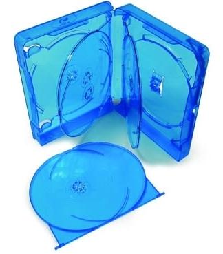 Коробка Blu-ray Box для 6 дисков.
