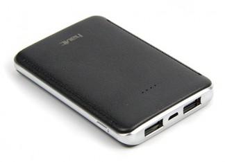 Аккумулятор внешний HAVIT Power Bank HV-PB004X 5000 mAh, black