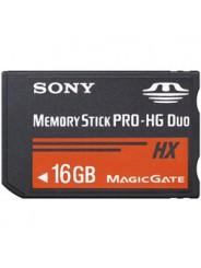 16 GB Memory Stick PRO-HG Duo HX