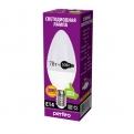 Perfeo светодиодная (LED) лампа PF-G45 7W 220V 3000K E14