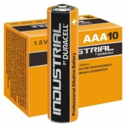 Батарейки Duracell LR03/10BOX INDUSTRIAL