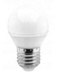 Лампа светодиодная SMART BUY G45-7W-220V-3000K-E27