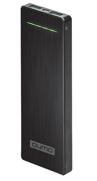 Зарядное устройство QUMO PowerAid Slim Titan 9000mA/h