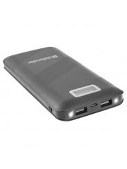 ЗУ DEFENDER Lavita 20000, 20000 mAh, 2 USB порта, 2A+1A
