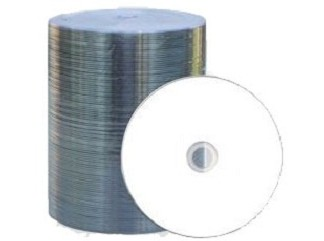 DVD+R 4,7GB 16X (Ritek) full ink printable BULK/100