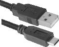 USB кабель Defender USB09-03PRO USB2.0 AM-C Type, 1.0 м