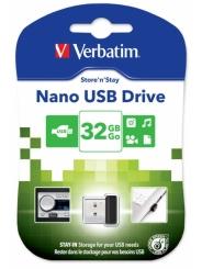 VERBATIM USB 32GB NANO