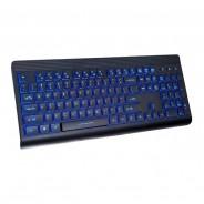 """Клавиатура с подсветкой Perfeo """"BACKLIGHT"""" Multimedia"""