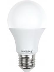 Лампа светодиодная SMART BUY A60-15W-220V-4000K-E27 (белый свет)