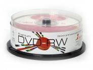 Диски SmartTrack DVD-RW 4,7Gb 4x CB/25