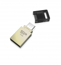 Накопитель USB/microUSB Flash 16Gb Silicon Power Mobile X10 OTG