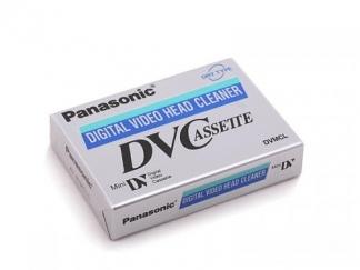 Panasonic AY DVMCL WW чистящая кассета для камер MiniDV