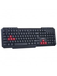 Мультимедийная проводная клавиатура PF-006 «COMMANDER» GAME DESIGN