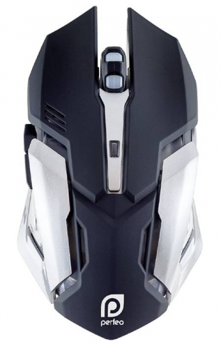 USB OPTICAL MOUSE PF-1709-GD «SHOOTER»