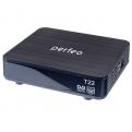 Perfeo PF-120-1 DVB-T2 приставка для цифрового TV