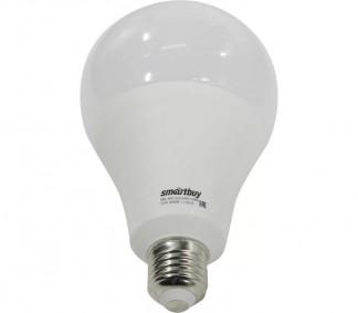 Светодиодная лампа E27 A95 28W 3000K, SmartBuy LED 220V