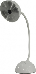 Светильник настольный LED SmartBuy 3W, 5V, гибкий, сенсор, белый