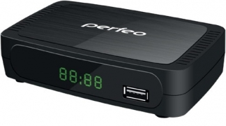 Perfeo PF-120-2 DVB-T2 приставка для цифрового TV