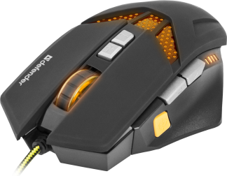 Мышь DEFENDER  Warhead GM-1780