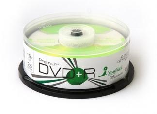 Диск SmartTrack DVD+R 4,7Gb 16x cake 25