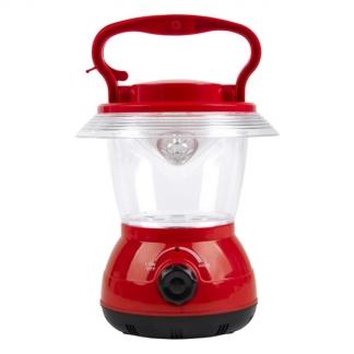 Фонарь кемпинговый LED SmartBuy SBF-30-R красный