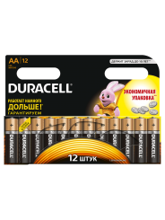 Батарейки Duracell LR6/12BL MN1500