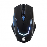 USB OPTICAL MOUSE PF-1731-GD «STRAFE»