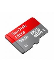MICROSDHC 16GB SANDISK CLASS 10