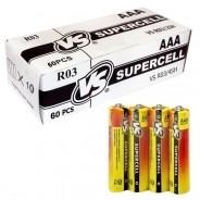 Батарейки AAA VS R03/4SH Supercell