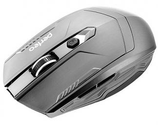 Мышь беспроводная Perfeo METALLIC «Nickel»
