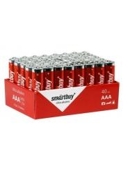 Батарейки AAA Alkaline SmartBuy LR03/40 Bulk
